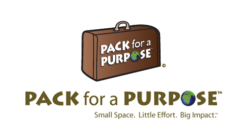 Want to make a difference on your travels? Visit www.packforapurpose.org to do your bit
